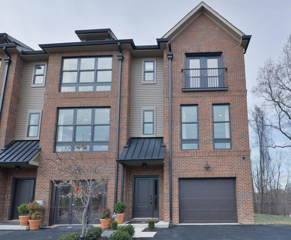 Townhomes at The Brickyard