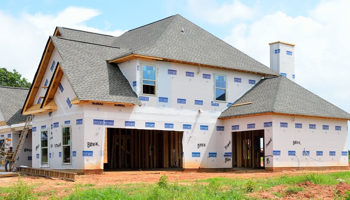 A Bucks County new construction home