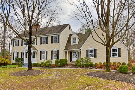 Solebury Township PA Homes and Real Estate