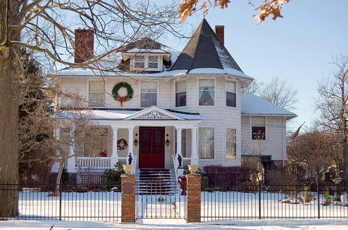 Victorian House in Langhorne